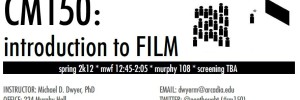 CM150: Intro to Film