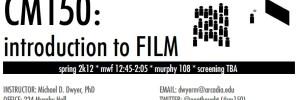 CM150: Intro to Film